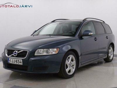 käytetty Volvo V50 1,6D DRIVe Kinetic * RAHOITUSTARJOUS KORKO 1,49 % + kulut *