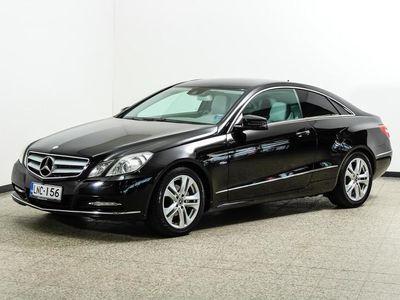 käytetty Mercedes E220 CDI BE Coupé A - Maksuton toimitus sinua lähimpään myymäläämme - www.rinta-jouppi.com