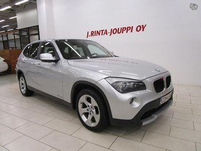 käytetty BMW X1 E84 dA xDrive20d Business *Navi, Koukku, NELIVETO*