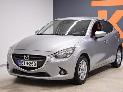 käytetty Mazda 2 5HB 1,5 (90) SKYACTIV-G Premium Plus Red 5MT 5ov AC3