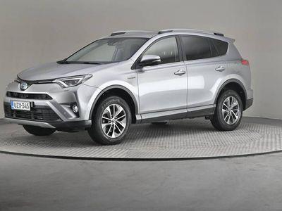 käytetty Toyota RAV4 2,5 Hybrid FWD Hybrid Edition- Webasto, Navi, Peruutuskamera, Vetokoukku-