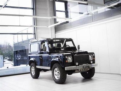 käytetty Land Rover Defender 90 2,5 Td5