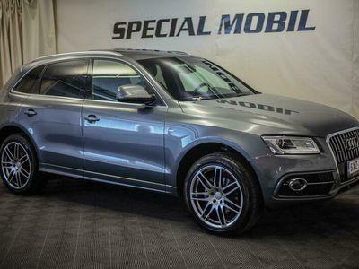 """käytetty Audi Q5 2,0 TDI 130 kW quattro S tronic S-Line, Panoraama, 20"""" Pyörät, Navi"""