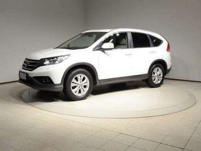 käytetty Honda CR-V Elegance Business 2WD - Peruutuskamera / Tutkat / Moottorilämmitin, pistoke ja puhallin