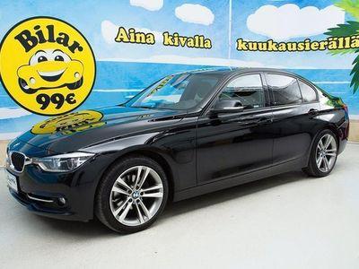käytetty BMW 330 F30 Sedan A Business Sport - // FACELIFT / PROF.NAVI / 2X LATURIT / ADAPT.CRUISE / TUTKAT / LISÄLÄMM