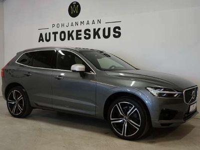 käytetty Volvo XC60 T8 AWD Business R-Design aut - ** Korko 2,99%!! Kotiintoimitus !! ** - ** HUD / Blis / Kamera / Webasto **