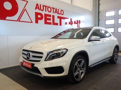 käytetty Mercedes GLA180 Autom AMG Line * rahoituskorko 0% + kulut*