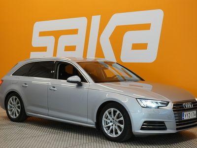 käytetty Audi A4 Avant Land of quattro Sport Edition 2,0 TDI 140 kW quattro S tronic ** Juuri tullut! / Webasto / Spo