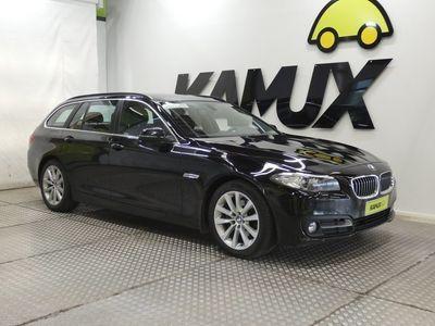 käytetty BMW 520 520 F11 Touring d A xDrive Business / Alv.väh / Ruotsi-auto / Sporttipenkit / M-ratti / Sähkökoukku /