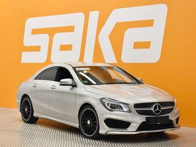 käytetty Mercedes CLA200 BE A Premium Business AMG-STYLING