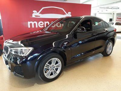 käytetty BMW X4 F26 xDrive20d A Business M-Sport - **Blackweek 1%+kulut**