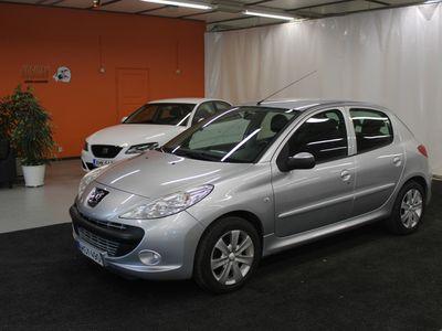 käytetty Peugeot 206+ Active 75 5-ov **HUIPPUSIISTI**