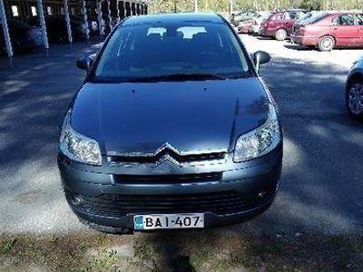 käytetty Citroën C4 2,0 l