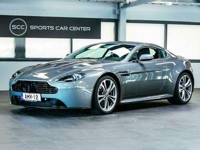 käytetty Aston Martin V12 Vantage Coupé 5,9 V12 Superharvinainen & Ainutlaatuinen Tilaisuus! Super Sport Seats, Crystal Key, Täyd. HK