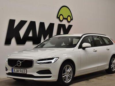 käytetty Volvo V90 D3 Business Koukku 2x renkaat (150hv)