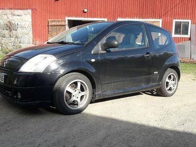 käytetty Citroën C2 vtr