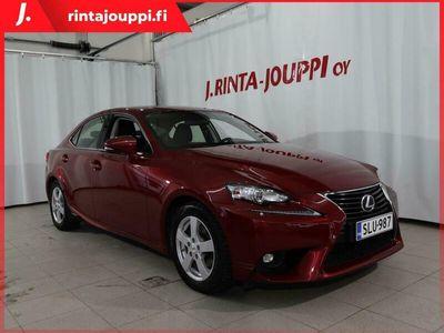käytetty Lexus IS300h Comfort *** J. autoturva saatavilla, J. kotiintoimitus