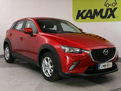 käytetty Mazda CX-3 2,0 (120) SKYACTIV-G Premium 6AT EC1 / Lohkolämmitin / Vakkari / Ilmastointi