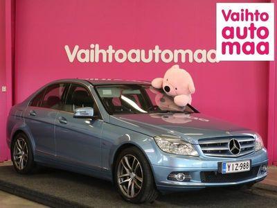 käytetty Mercedes C250 CDI BE 4Matic A Premium Business Avantgarde *Ortopedi* *Muistit* *Comand Navi* *Puolinahat* *Kat