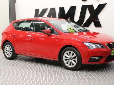 käytetty Seat Leon 1,2 TSI 110 Style / Mirrorlink / Ruotsi-Auto / Uudet Talvirenkaat /