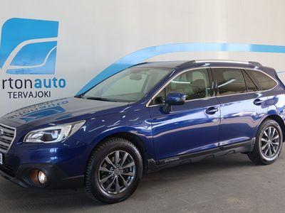 käytetty Subaru Outback 2,0 TD Base CVT (MY17)