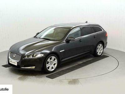 käytetty Jaguar XF Sportbrake *VARUSTELTU*3,0D V6 Tarkastettuna, Rahoituksella, Kotiin toimitettuna
