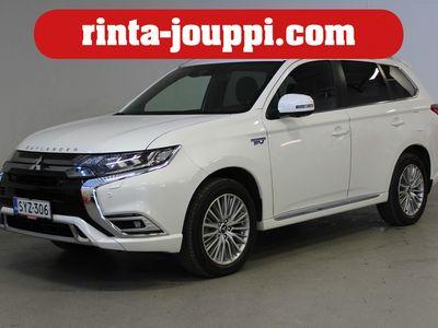 käytetty Mitsubishi Outlander P-HEV Instyle Business X 4WD 5P - Katso ajoneuvon Automessu tarjoukset osoitteessa rinta-jouppi.com!