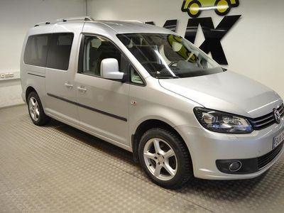 käytetty VW Caddy Maxi Highline 2,0 TDI 103 kW DSG, BlueMotion Technology