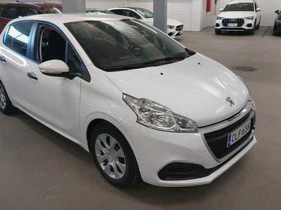 käytetty Peugeot 208 Motion VTi 68 *Kaksi omistajaa* *vaihtoehto uudelle*