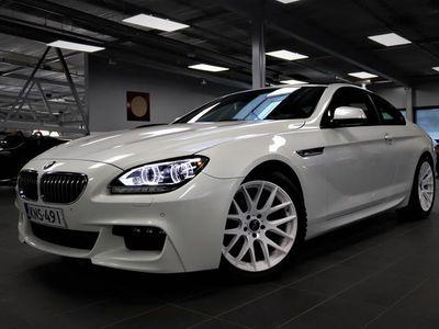 käytetty BMW 640 Sport A F13 Coupé, M-sport, Laajennettu nahkasisustus, Comfort-istuimet, Lasikatto