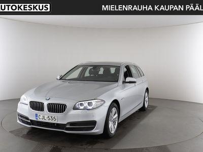 käytetty BMW 518 5-SARJA F11 Touring d TP A Bsn Automatic