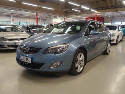 käytetty Opel Astra Sport Tourer Sport 1,4 Turbo 103kW MT6
