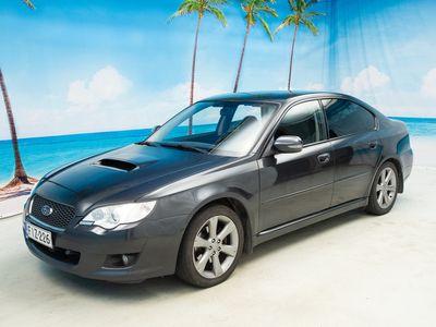 """käytetty Subaru Legacy 2.0 Diesel Sedan AQ *Juuri katsastettu / Metalliväri / Särmät huollot / Suomi-auto* - """"Hullut avajaistarjoukset!"""""""
