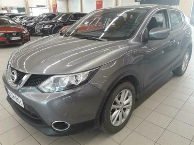 käytetty Nissan Qashqai DIG-T 115 Acenta 2WD Xtronic E6 Safety Pack