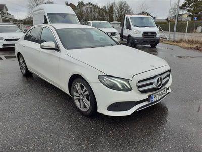 käytetty Mercedes E220 ESedan