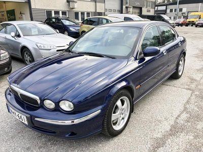käytetty Jaguar X-type V6 2,1 (1.omistaja!, Hieno!!!, huoltohistoria 100% tiedossa, hyvät renkaat)