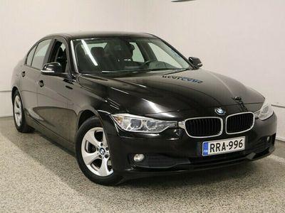 käytetty BMW 320 EfficientDynamics Edition A F30 Sedan Business Automatic Edition / Urheiluistuimet / Xenon / Tutka