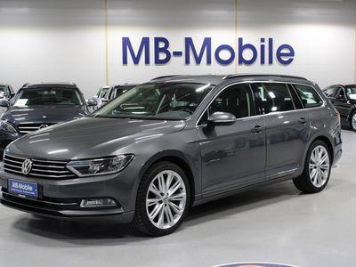 käytetty VW Passat 1.4 TSI ACT COMFORTLINE PLUS VARIANT DSG7 / parkkitutkat / Kotiinkuljetus
