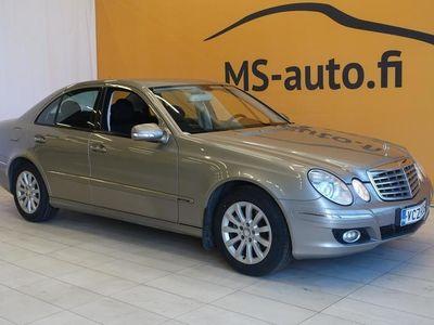 käytetty Mercedes E220 CDI Elegance 4d A