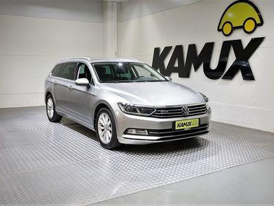 käytetty VW Passat 2.0 TDI Sportscombi 4MOTION, Executive // Adaptiivinen vakionopeussäädin // Ratinlämmitys // Vetokou
