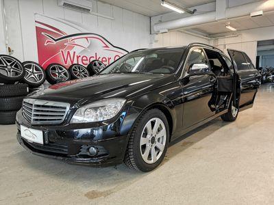 käytetty Mercedes C220 T CDI Inva,jalkoja ei tarvitse tämän ajoon, Automaatti, sähkötakaovi Rahoitus ja kotiintoimituskin.
