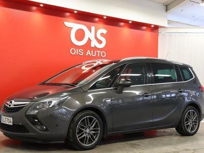 käytetty Opel Zafira Tourer Drive 2,0 CDTI 125 A -- HUOLLETTU -- VARUSTELTU -- 7 PAIKK. -- SIISTI ** RAHOITUS / VAIHTO **