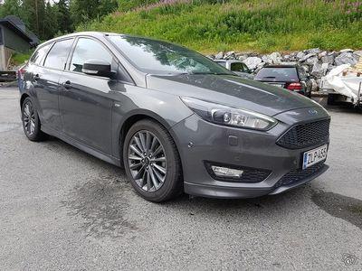 käytetty Ford Focus 1,5 TDCi 120 hv Start/stop PowerShift ST-Line Wagon *Xenon* *Vetokoukku*