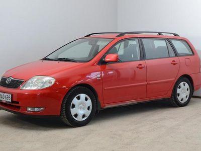 käytetty Toyota Corolla COROLLA 1.6 Sol Wagon - Edullinenfarkku!