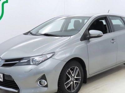 käytetty Toyota Auris 1,6 Valvematic Active Multidrive S 5ov - * Approved - 12 kk maksuton vaihtoautoturva ilman kilometrirajoitusta*