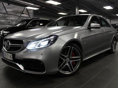gebraucht Mercedes E63 AMG