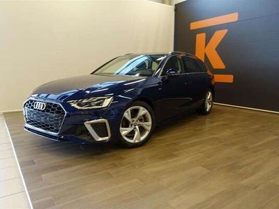 käytetty Audi A4 Avant Business S line Comfort Edition 35 TFSI 110 kW MHEV S tronic