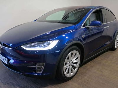 käytetty Tesla Model X 75 D**Neliveto, Autopilot, Winterpack**