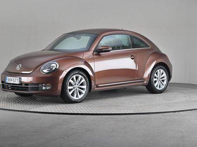 käytetty VW Beetle Design 1,2 TSI 77 BlueMotion DSG -Hieno yksilö-