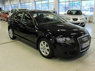 käytetty Audi A3 Sportback Attraction Plus 1,8 TFSI 118 kW